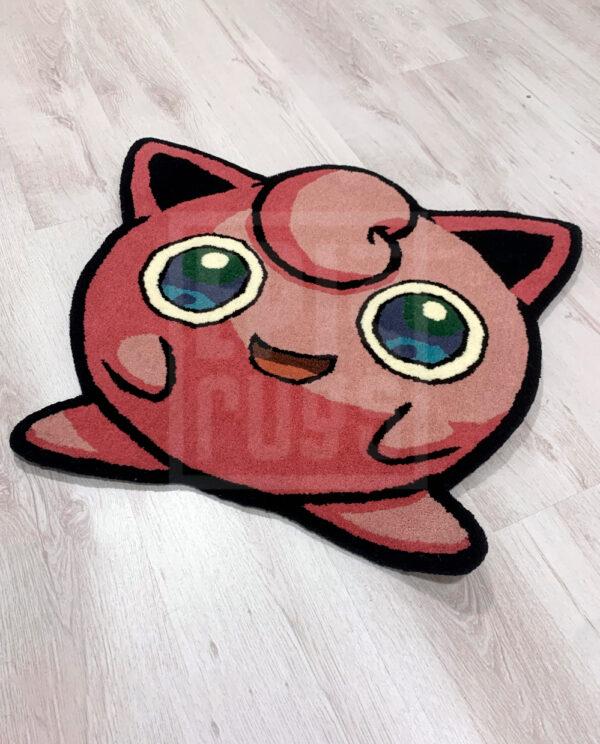 Jigglypuff rug